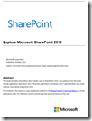 ExploreSharePoint2013