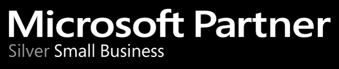 Microsoft Partner Silver Small Business logo